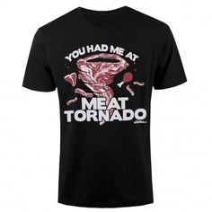 Parks and Recreation Meat Tornado T-Shirt
