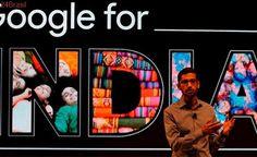Google expande idiomas na Índia e aposta em mercado promissor, segundo estimativas