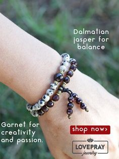 Dalmation Jasper Men/'s Womens Necklace Anklet Bracelet Magnetic Beads and Clasp