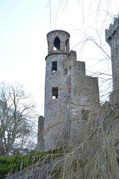 https://flic.kr/p/rLfXxr | Blarney Castle - Tower, Co. Cork, Ireland