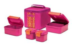 Tupperware Fuel Pack