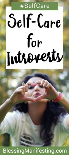 self care for introverts #introvert #INFP #selfcare