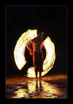 Fire Show 2 - Koh Chang, Trat