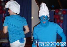 Grown men should not dress like this...disturbing! hahaha