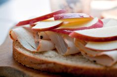 NYT Cooking: Turkey Sandwiches With Maple Mayonnaise