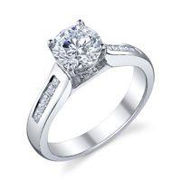 Princess Cut Diamond, Princess Cut Engagement Ring, Princess Cut Halo, Princess Cut Ring, Pave Princess Cut | Eternity By Yoni