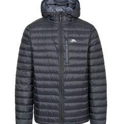 Jacheta cu puf si gluga – pentru drumetii MAJKDOM20001