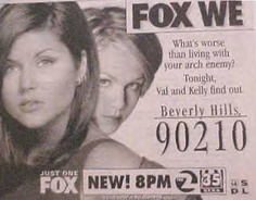 Oh the hatred between Kelly & Valerie made for some great stories!