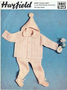 ba06ff2b8132 606 Best Vintage Baby Knitting images