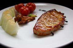 Roasted Pork with cloves