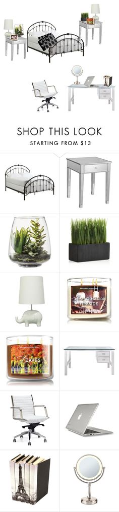 """""""skylar room"""" by beautey2000 ❤ liked on Polyvore featuring moda, Inspire Q, Threshold, Crate and Barrel, Circo, Speck, Conair e Kelly Wearstler"""
