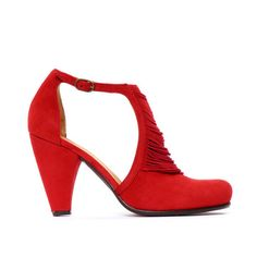 Otto Strap Heel, $269, now featured on Fab.