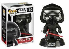 Funko Pop Star Wars Episode VII Kylo Ren