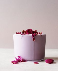 Iced rose tea recipe