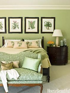 Bon 12 Mint Rooms That Feel So Fresh. Bedroom DesignsBedroom IdeasGreen ...