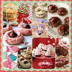 20 Holiday Christmas Cookie Recipes  via www.grandmajuice.net