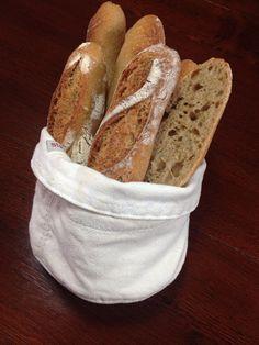 #Raimugido mini baguettes with smoked oatmeal and hint of rye. Thank you for inspiration @jarkkolaine