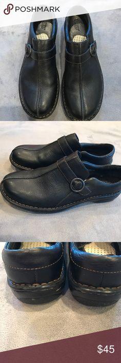 Born Size 10 Black, very comfortable Born Shoes