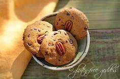 Gluten-free pumpkin cookies #glutenfree #pumpkin