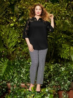 Lela Rose for Lane Bryant Spring/Summer Collection #plussize #ootd #style #fashion
