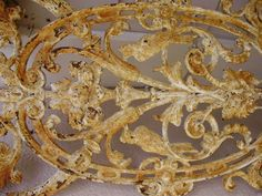 Antique French Iron