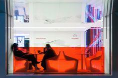 Citroën Experience Centre - CTA - Candida Tabet Arquitetura www.candidatabet.com