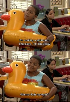 Great show! I miss That's So Raven and all the other classic Disney Show!!