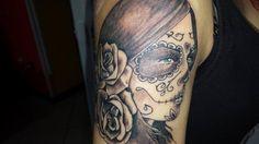 #Face #Shadowplay #Tattoo