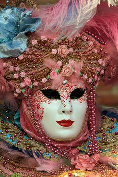 Carnival in Venice - photo taken by BradJill