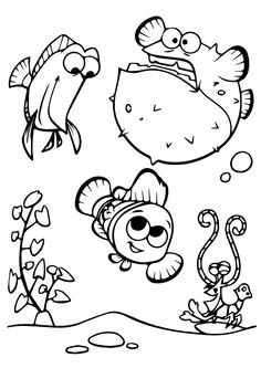 1000 images about Baby Coloring Pages on Pinterest