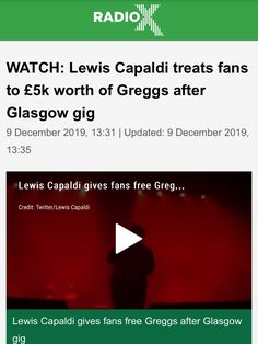 Lewis Capaldi After Party, Greggs @ Panoptic Events Greggs, Glasgow, Events, Party, Parties