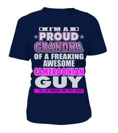 # PROUD GRANDMA OF CAMEROONIAN GUY T SHIRTS .  PROUD GRANDMA OF CAMEROONIAN GUY T-SHIRTS. IF YOU PROUD YOUR FATHERLAND, THIS SHIRT MAKES A GREAT GIFT FOR YOU AND YOUR GRANDMA ON THE SPECIAL DAY.---CAMEROONIAN T-SHIRTS, CAMEROONIAN FATHERLAND SHIRTS, CAMEROONIAN FUNNY T SHIRTS, CAMEROONIAN GRANDMA SHIRTS, CAMEROONIAN TEES, CAMEROONIAN HOODIES, CAMEROONIAN LONG SLEEVE, CAMEROONIAN FUNNY SHIRTS, CAMEROONIAN JOB, CAMEROONIAN HUSBAND, CAMEROONIAN GRANDMA, CAMEROONIAN LOVERS, CAMEROONIAN PAPA…