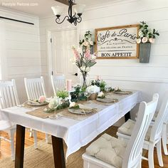 Pillar Candle Holders, Pillar Candles, Large Glass Vase, Long Stem Flowers, White Tablecloth, Gold Cutlery, Stock Flower, Burlap Runners, Bon Appetit