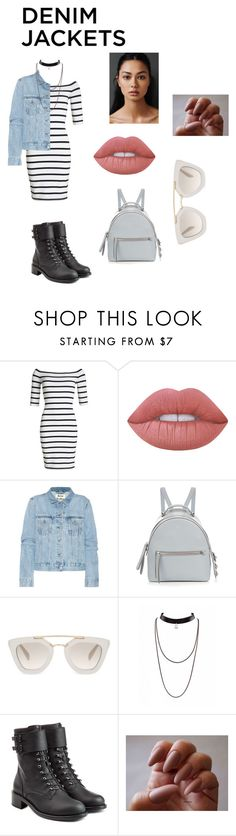 """""""California dreams."""" by you-are-pretty-amazing ❤ liked on Polyvore featuring Superdry, Lime Crime, Acne Studios, Fendi, Prada, Philosophy di Lorenzo Serafini, denimjackets and WardrobeStaples"""