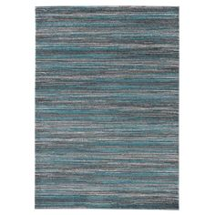 Norwell Gray/Blue Area Rug