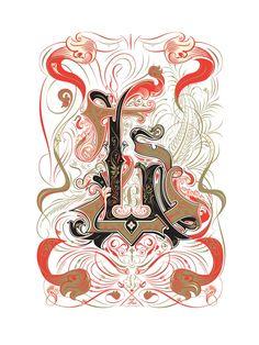 decorative graphic-design-and-typography