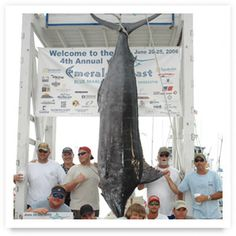 Emerald Coast Blue Marlin Classic  Fishing Tournament