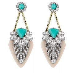EMTE BOUTIQUE :: Gatsby Grand Earrings  :: http://www.emteboutique.com/collections/whats-new/products/gatsby-grand-earrings