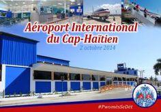 Haiti – Economie: Inauguration officielle de l'Aéroport Hugo Chavez du Cap Haïtien | L'essentiel de l'actualité en Haiti et dans le monde