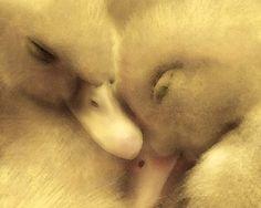 Nursery decor baby ducks nap sleep sweet cute by SherriConley, $15.00