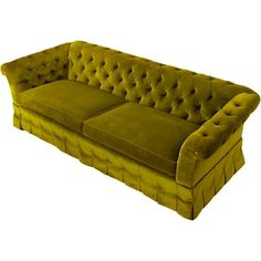 green velvet couch - Google Search