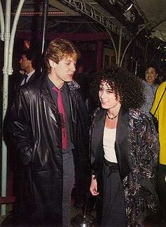 James Spader with ex wife Victoria