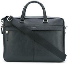 Michael Kors large 'Owen' briefcase Michael Kors Luggage, Michael Kors Black, Briefcase, Hermes Kelly, Spring Break, Suitcase, Purses, Bags, Men