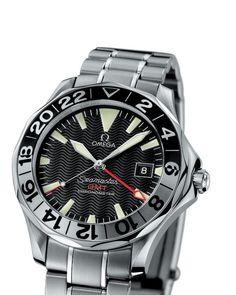 OMEGA Seamaster GMT. #omega
