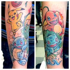 Kimberly Grazaino - Artist/Tattooer At Classic Tattoo Richmond, VA - bunnymachine