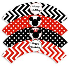 free minnie mouse printables