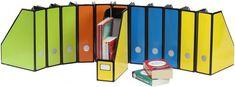 Magazine File Holder Letter Size Paper Home Office Desk Organizer Box 12 Pack #MagazineFileHolders