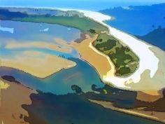 'Inseldünen' von Dirk h. Wendt bei artflakes.com als Poster oder Kunstdruck $18.03