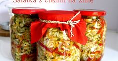 sałatka z cukinii pikantna Nasu, Coleslaw, Curry, Kitchen Appliances, Health And Beauty, Coleslaw Salad, Cooking Utensils, Curries, Home Appliances