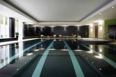 Pool at Radisson Blu Hotel in Durham City Centre